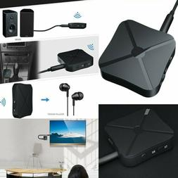 2 in 1 Bluetooth Wireless Transmitter Receive for TV Headpho