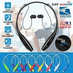 2pcs Wireless Running Sports Bluetooth Headphones Headset St