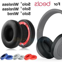 Replacement Ear Pads Cushion For Beats by Dr Dre Solo 2 Solo