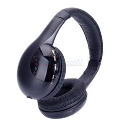8 in 1 Hi-Fi Wireless Headsets Headphones + FM Transmitter f