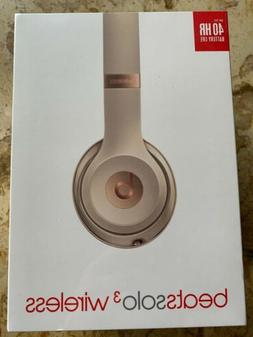 Beats by Dr. Dre - Beats Solo3 Wireless Headphones - Matte G