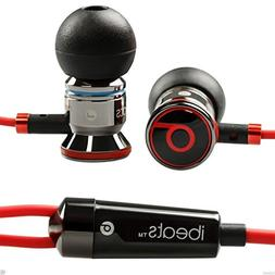 Monster Beats By Dr Dre Ibeats in Ear Headphones Earphones B