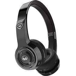Monster Elements Wireless On-the-Ear Bluetooth DJ Headphones