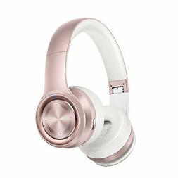 Picun P26 Bluetooth Headphones Over Ear 30H Playtime Hi-Fi S
