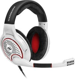 Sennheiser GAME ONE Gaming Headset - White