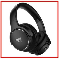 TaoTronics Active Noise Cancelling Bluetooth Headphones, Wir