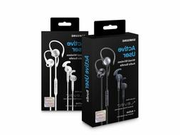 Samsung Active User Bundle Bluetooth Wireless and Wired Head