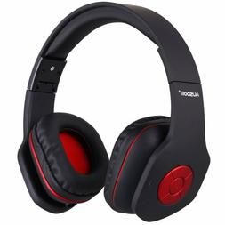 Ausdom AH862 Foldable Wireless Bluetooth Over-Ear Headphones