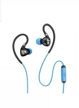 JLab Fit 2.0 Sport Earbuds, Sweatproof and Water Resistant w