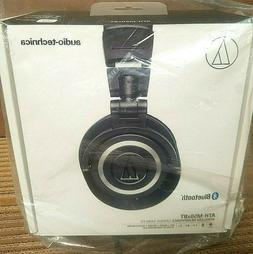 Audio-Technica ATH-M50XBT Wireless Bluetooth Over-Ear Headph