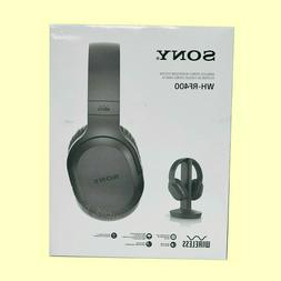 Authentic Sony WH-RF400 Wireless Home Theater Headphones Fre