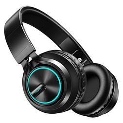 Picun B6 Headset Wireless Bluetooth Headphone Over the Ear F