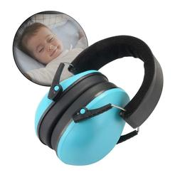 Baby Earmuffs Noise Cancelling Adjustable Padded Headphones