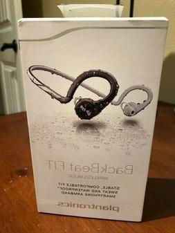 backbeat fit bluetooth sport headset black