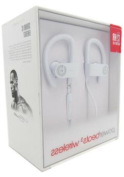 Beats by Dr Dre Powerbeats3 In-Ear Wireless Headphones White