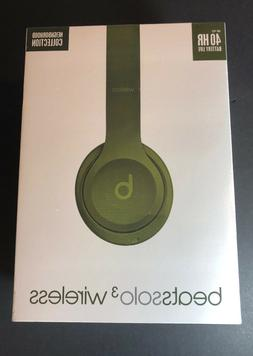 Beats by Dr Dre Solo 3 Wireless Headphone  NEW