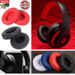 For Beats by Dre Ear Pads Cushion Studio1.0 Solo 2.0 3.0 Wir