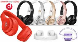 Beats by Dre Solo3 Wireless Headphones - Black/Gold/White/Si