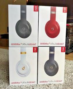 Beats By Dre Studio 3 Wireless Headphones - Factory Sealed B