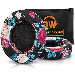 Upgraded Beats Replacement Ear Pads by Wicked Cushions - Com