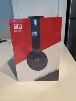 Beats Solo3 Wireless On-Ear-HeadPhones Club Edition Navy New