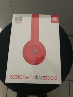 BEATS STUDIO 3 WIRELESS NEW DESIGN 2019 BY DR. DRE IN RED