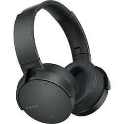 Sony Black Over-Ear Wireless Noise-Canceling Headphones - MD