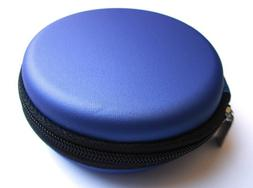 blue carrying case