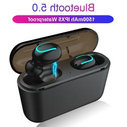 Bluetooth 5.0 Earphones TWS Wireless Headphones Blutooth Ear