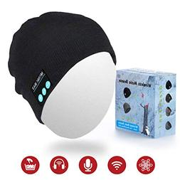 Humenn Bluetooth Beanie Hat, Wireless Smart Headphone Premiu