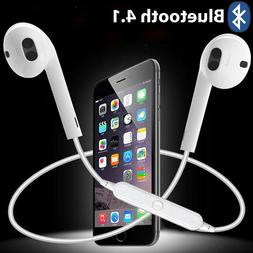 Bluetooth Headphones Wireless Earbuds Sport Stereo Headphone