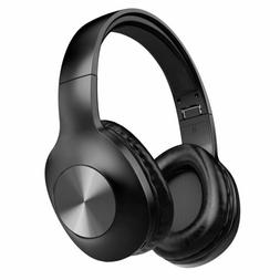 Bluetooth Headphones, LETSCOM 100 Hours Playtime Wireless He