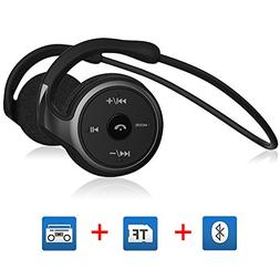 Dostyle Bluetooth Headphones, Wireless Stereo Headset Over-E