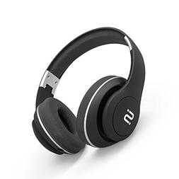 SoMi Bluetooth Headphones with Built-in Mic, Hi-Fi Stereo, W