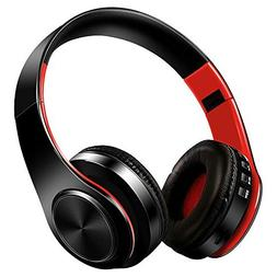 Bluetooth Headphones Over Ear, Nakeey Noise Cancelling Stere