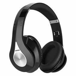Bluetooth Headphones Over Ear, Wireless Headset for PC/Cell