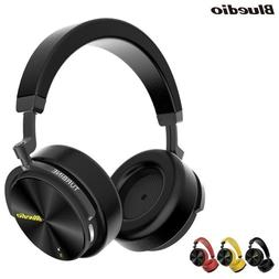 bluetooth headphones t5s wireless noise cancelling anc