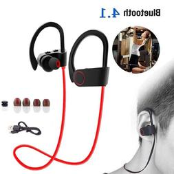 Hands-Free Headphones, Wireless Sport Running Workout Earbud