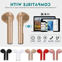 Bluetooth Headset Wireless Headphone Earbud Earphone with Mi