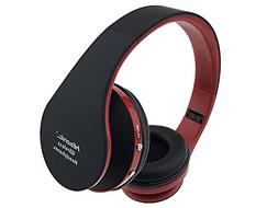 HISONIC Bluetooth Headset Wireless Over ear Headphones Stere
