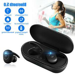 Bluetooth Wireless AirDots True TWS 5.0 Earphone Earbuds Hea