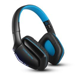 Bluetooth Wireless Foldable Game Headset with Mic for Mac ph