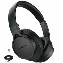 Bluetooth Wireless Foldable Stereo Over Ear Headphones with