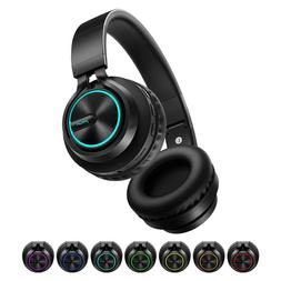 PICUN Bluetooth Wireless Headphones Foldable Stereo Headset