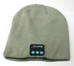Bluetooth Wireless Headset Headphones Beanie Hat for iPhone