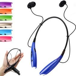 Bluetooth Wireless Headset Stereo Headphone Earphone Sport H