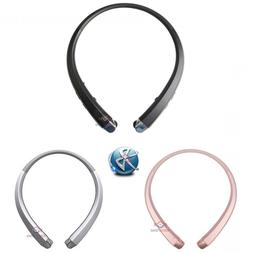 Bluetooth Wireless Headset Stereo Headphone Earphone For App