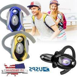 Bluetooth Wireless Headset Stereo Headphones with Microphone