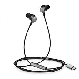 Type C Headphones Ecoker Hi-Fi Digital Stereo Earbuds in-Ear