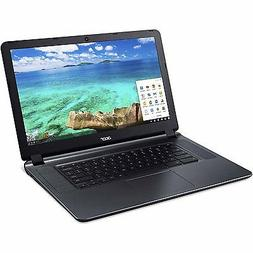 "Acer 15.6"" Chromebook Celeron N3060 Dual-Core 1.6GHz 2GB RAM"